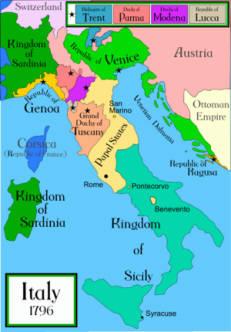 History Geography - Syracuse map italy
